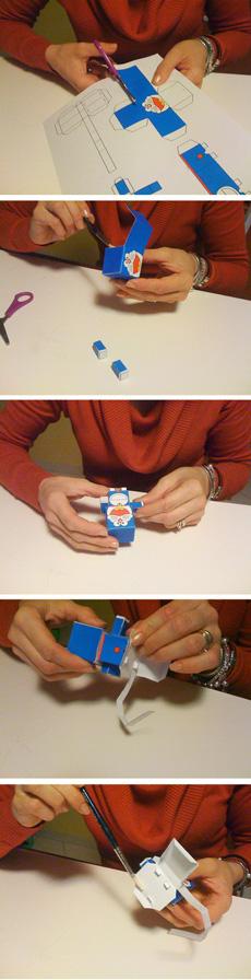 Doraemon_lavoro
