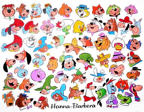 Cartoons Hanna Barbera
