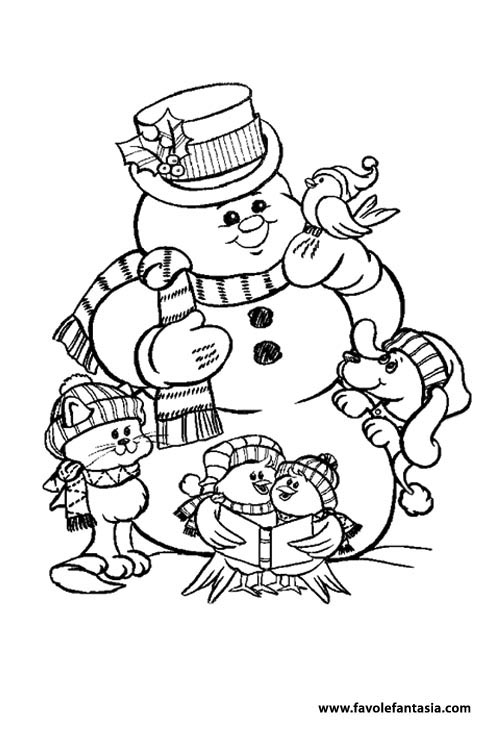 Pupazzo di neve 3