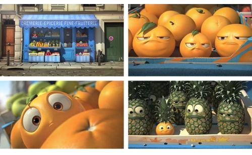 orange o desespoir