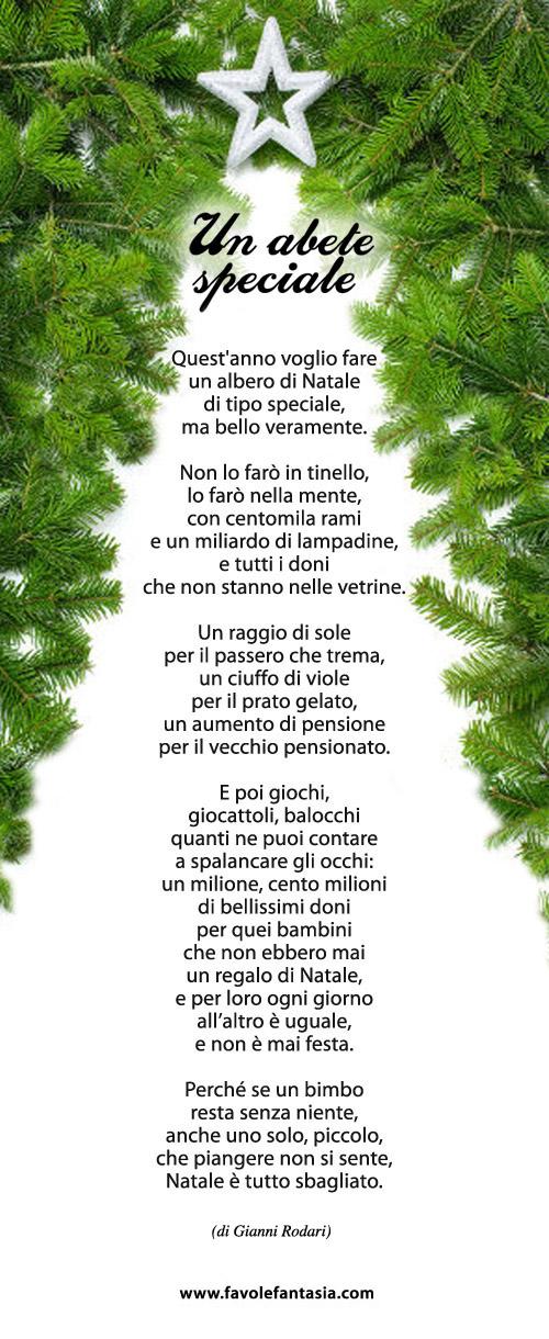 Un abete speciale_Gianni Rodari