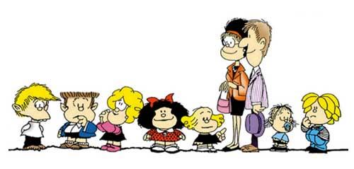 Mafalda personaggi