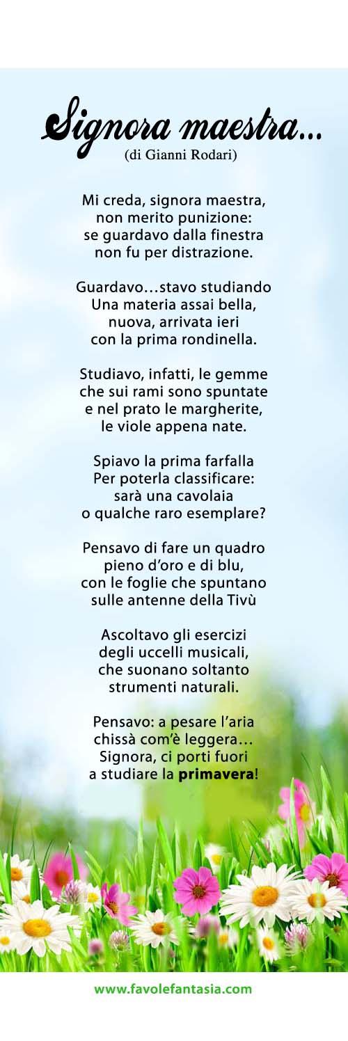 Signora maestra_ Gianni Rodari