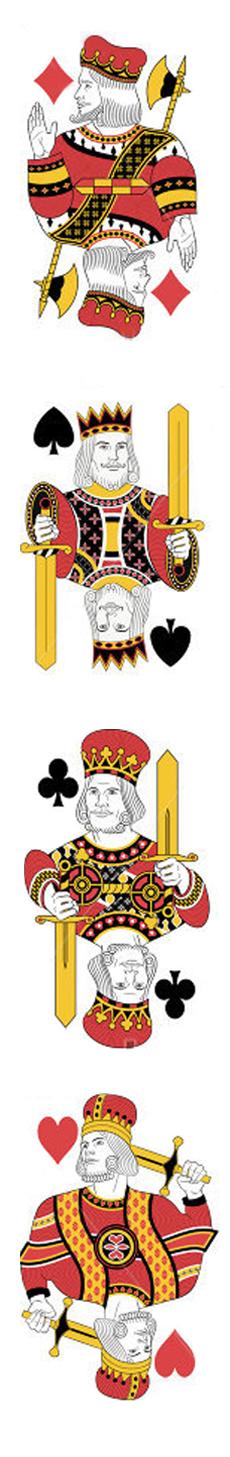 I Quattro Re_favola