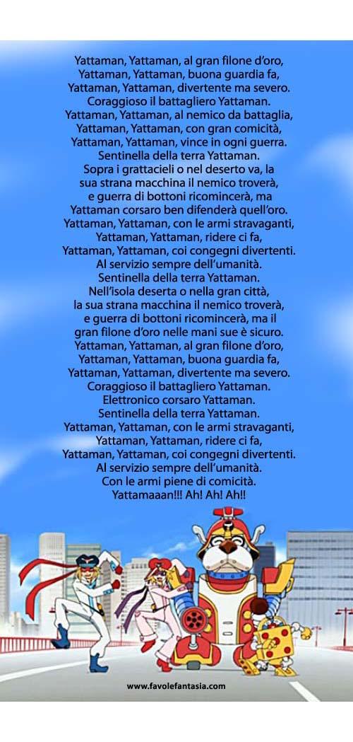 Yatterman _sigla