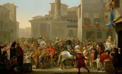 Storia del carnevale