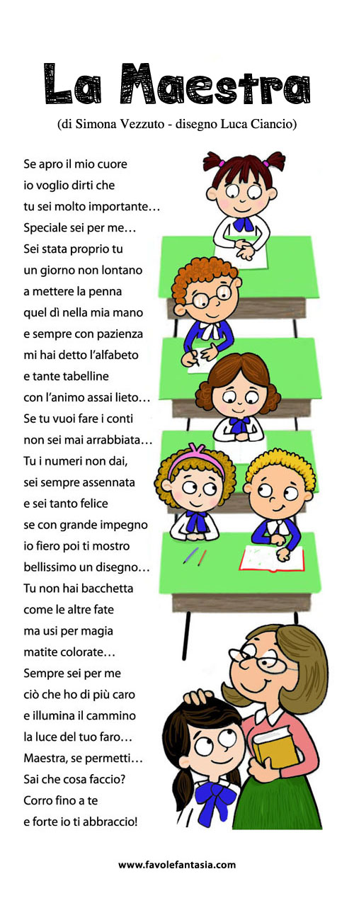 La maestra_Luca Ciancio