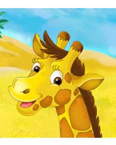 Giraffa vanitosa 2