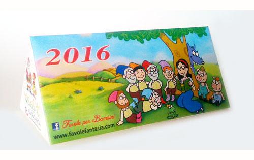 calendario Favole&Fantasie2016 2