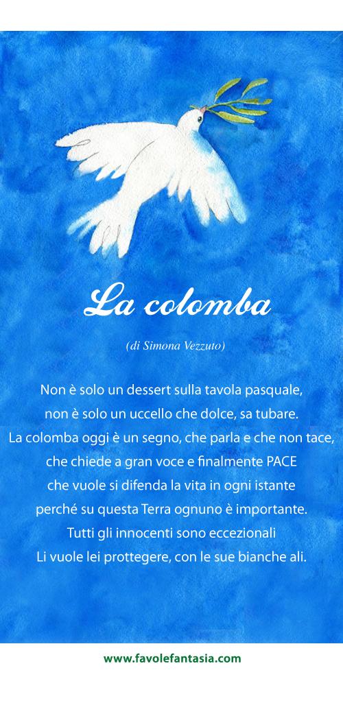 La colomba_Simona Vezzuto_