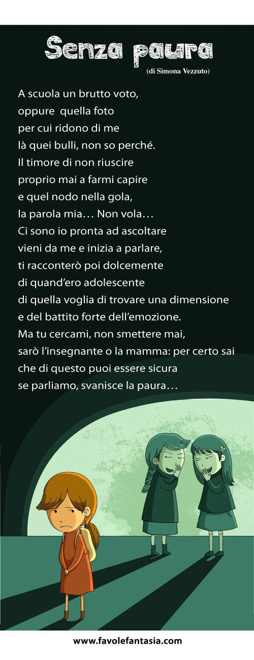 Senza Paura_Simona Vezzuto