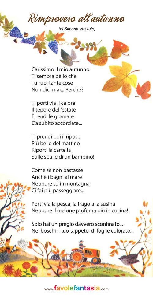 rimprovero all'autunno_Simona Vezzuto