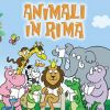 Animali in rima: Libro + Album da colorare