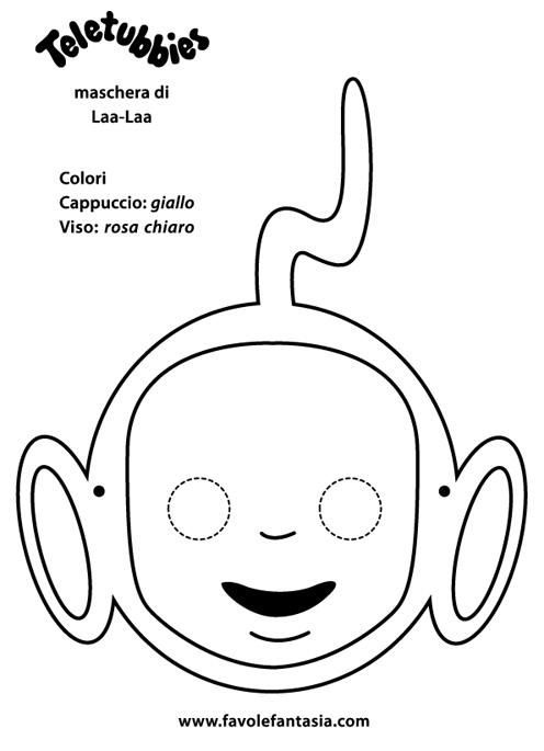 Maschera Laa-Laa