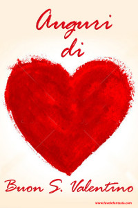 S.valentino auguri