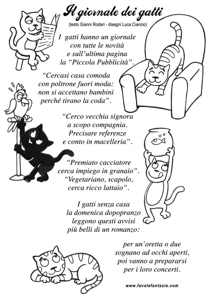 Il giornale dei gatti