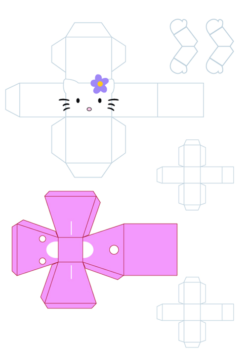 Schema Hello Kitty