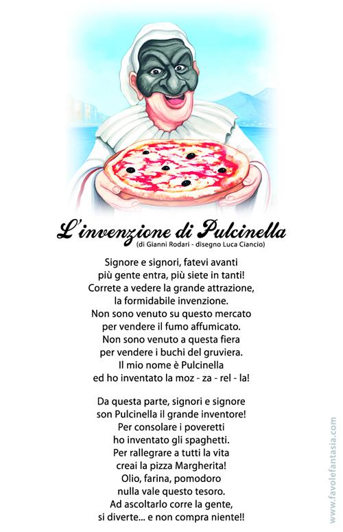filastrocca Pulcinella