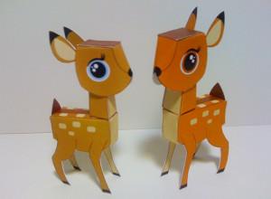 Bambi 3D