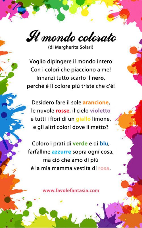 Il mondo colorato