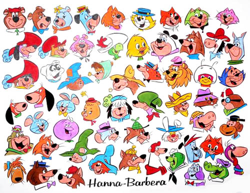 Cartoons Hanna Barbera