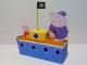 La barca di Nonno Pig
