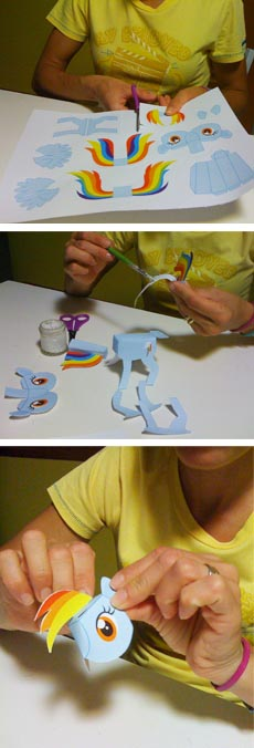 Little Pony 3d