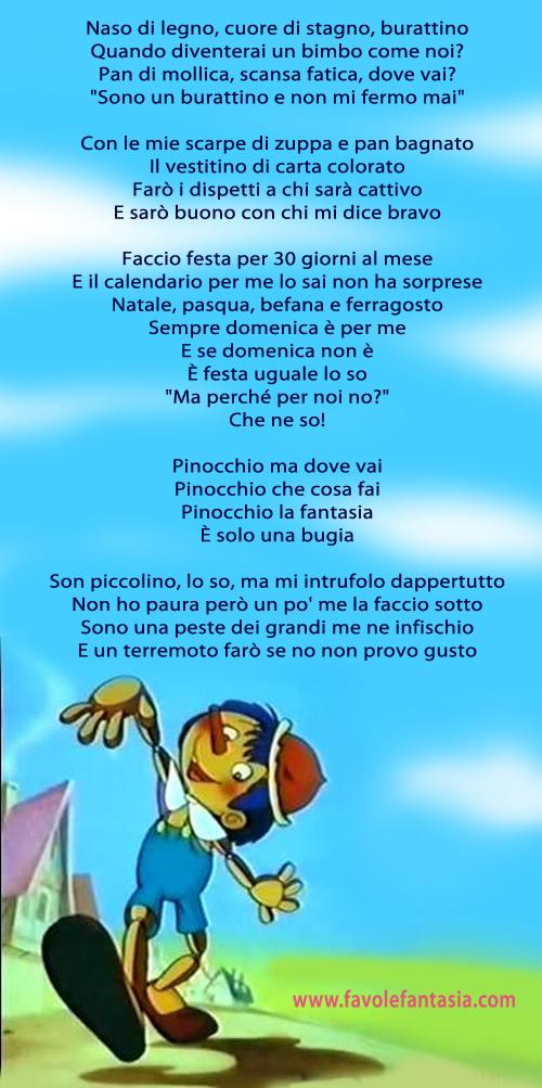Pinocchio sigla