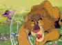 la zanzara e il leone