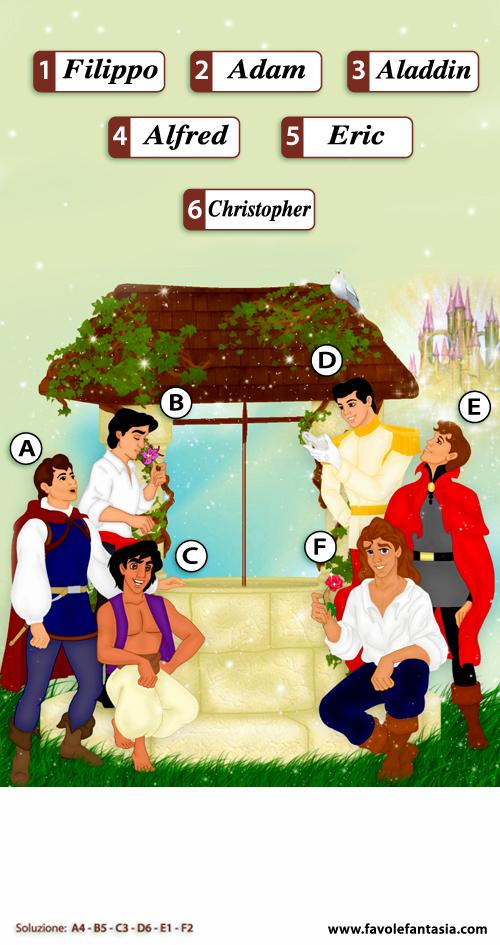 Disney Principi