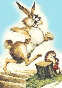 Il Riccio e la lepre