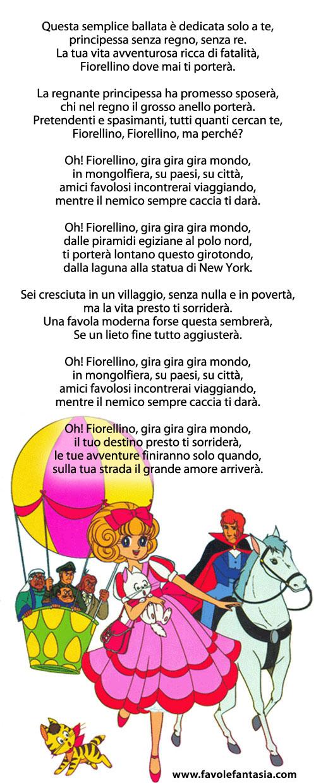 I fantastici viaggi di Fiorellino sigla