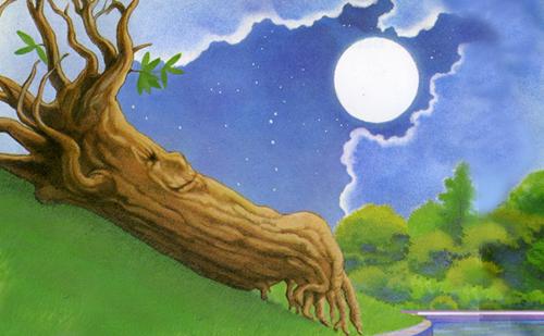 L'albero della luna
