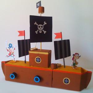 Pirati nave
