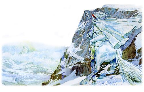 Signore delle nevi