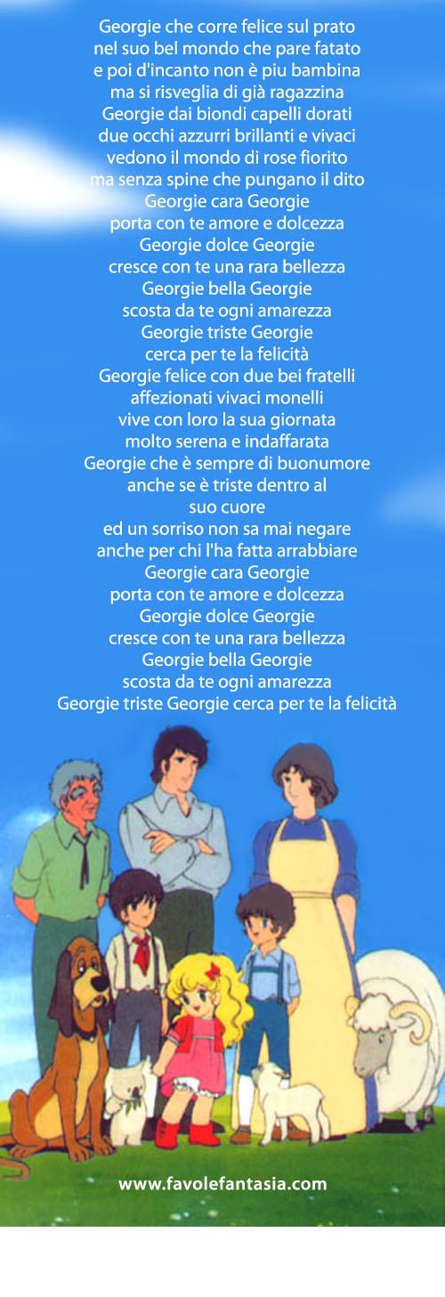 Georgie_la sigla
