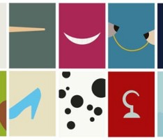 Gioco icone Disney