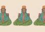 Le tre statue