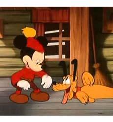 Topolino e Pluto