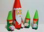 Babbo Natale con elfi_ lavoretto