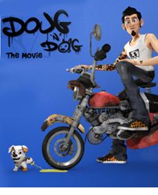 Doug and dog
