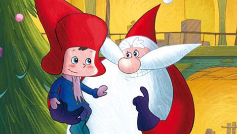 L Apprendista Di Babbo Natale.Nicolas L Apprendista Babbo Natale Favole E Fantasia