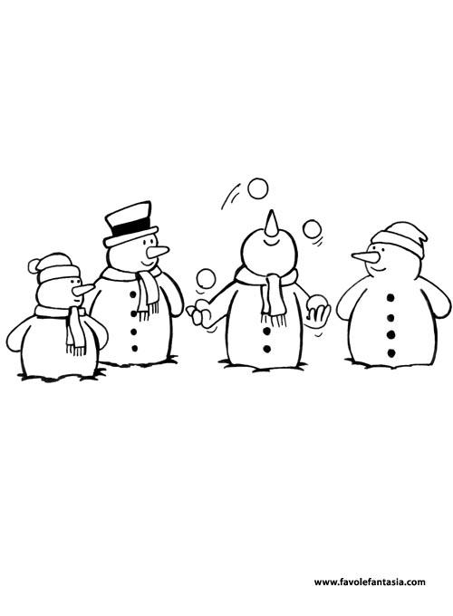 disegno Natale