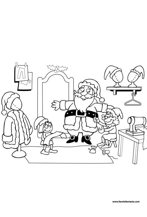 Babbo Natale sartoriajpg