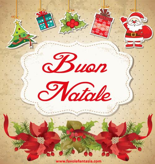 Cartolina Natale 5