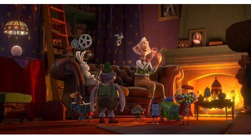 Il castello magico_film