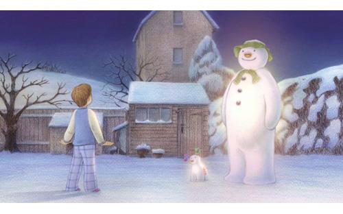 Il pupazzo di neve_video