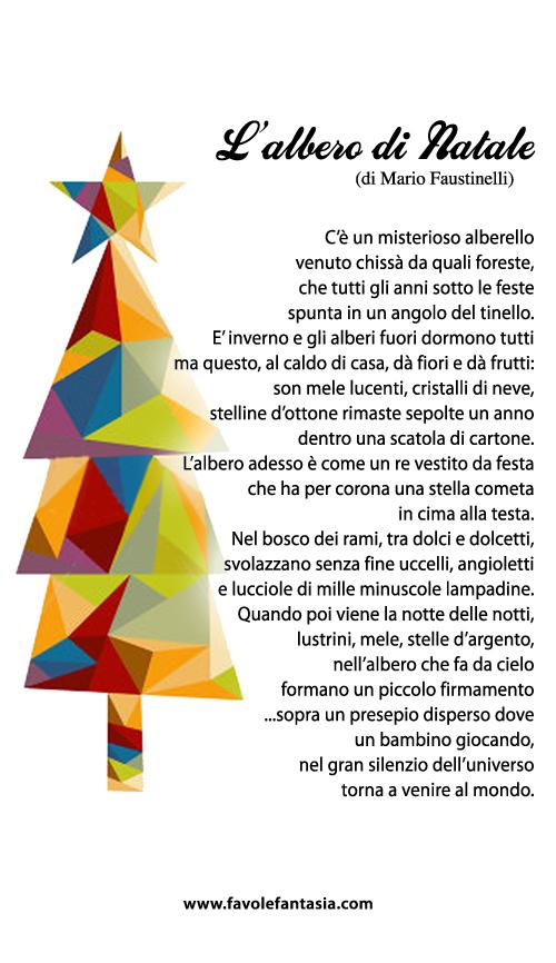 L'albero di Natale_ Mario Faustinelli