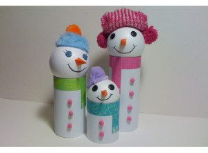 Pupazzi di neve