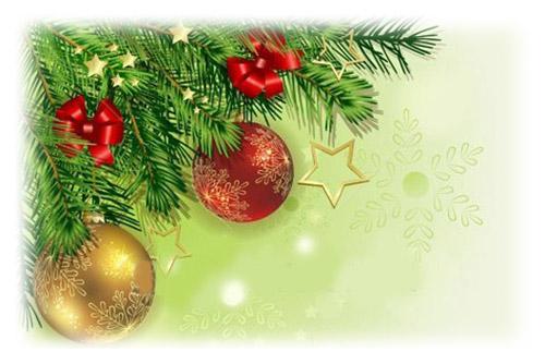 leggenda delle palline di Natale